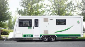 Green Room Rentals Caravan or Star Trailer