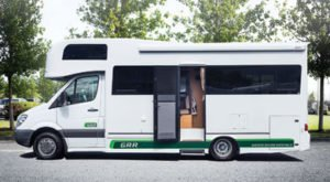 Green Room Rentals Motorhome RV