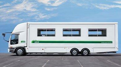 Green Room Rentals Grrilla Truck